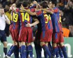 Первый проигрыш. Отчёт о матче «Барселона» (Испания) - «Рубин» (Россия)