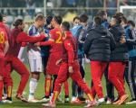 УЕФА рассмотрит события матча в Подгорице 8 апреля