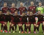 Окончательный состав сборной России на матч с Черногорией