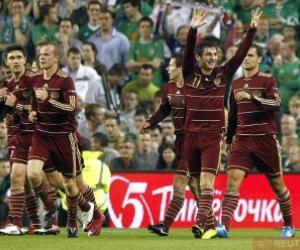 В традиционном русском стиле. Отчёт о матче Ирландия - Россия
