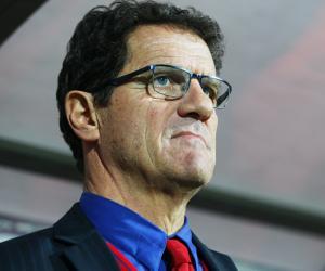 Фабио Капелло: Давление на нашу сборную будет серьёзное!